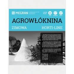 Megran Agrowłóknina zimowa Horti-Line 2,1m x 5m do okrywania roślin chroni przed mrozem