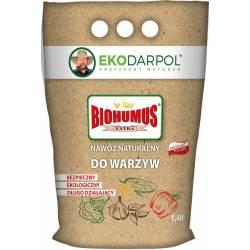 Ekodarpol 1l Biohumus Extra do warzyw nawóz sypki