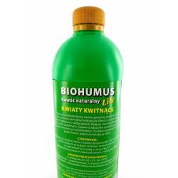 Ekodarpol 1l Biohumus do kwiatów kwitnących nawóz żywy zawiera mikroorganizmy