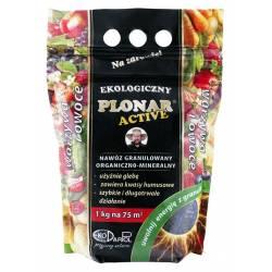 Ekodarpol 1kg Plonar Active do owoców i warzyw ekologiczny nawóz granulowany