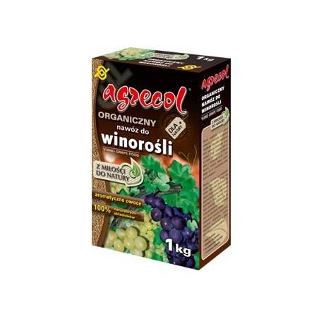 Agrecol 1kg Organiczny nawóz do winorośli