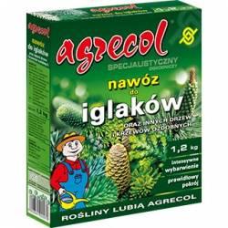 Agrecol 1,2kg Specjalistyczny nawóz do iglaków zdrowa zieleń
