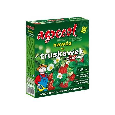 Agrecol 1,2kg Specjalistyczny nawóz do truskawek i poziomek