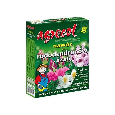 Agrecol 1,2kg Specjalistyczny nawóz do rododendronów azalii różaneczników