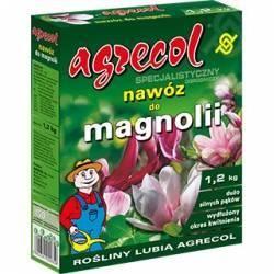 Agrecol 1,2kg Specjalistyczny nawóz do magnolii wydłuża okres kwitnienia