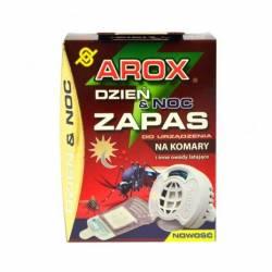 Arox Wkład zapasowy na komary i inne owady latające dzień i noc
