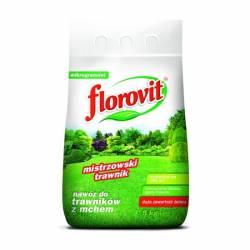 Florovit 5kg Nawóz do trawnika z mchem anty mech żelazo
