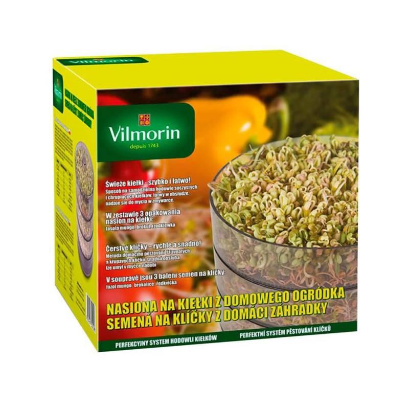 Kiełkownica Vitaline Vilmorin naczynie do kiełkowania nasiona gratis