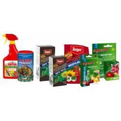 Środki Ochrony Roślin (SOR),  grzybobójcze i zwalczania chwastów