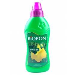 Biopon 0,5l Nawóz do datury bielunia trąby anielskiej intensywny kolor pobudza wzrost