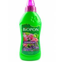 Biopon 0,5l Nawóz uniwersalny intensywna zieleń zdrowy wzrost piękne kwiaty