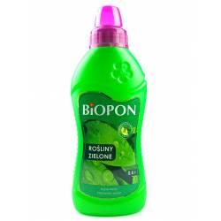 Biopon 0,5 l Nawóz mineralny do roślin zielonych bujna zieleń zdrowe liście
