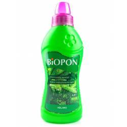 Biopon 0,5 l Nawóz mineralny do iglaków ładne wybarwienie igieł pobudza wzrost pędów