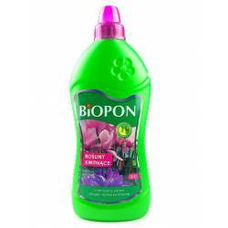 Biopon 1 l Nawóz do roślin kwitnących długie obfite kwitnienie intensywna barwa