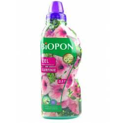Biopon 0,5l Żel nawóz mineralny do surfinii innowacyjna formuła