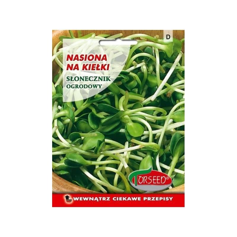 Torseed Słonecznik ogrodowy 20g nasiona na kiełki