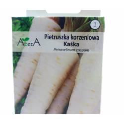 AbezA Pietruszka Kaśka Nasiona na taśmie Karton korzeniowa wczesna 6m bardzo smaczna gruba biała