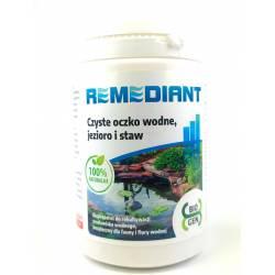 Bio-Gen 1kg Remediant biologiczna równowaga zbiorników wodnych oczek stawów zielona woda Oczyszcza Bezpieczny dla ryb klarowanie
