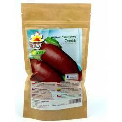 Toraf 100g Burak Opolski Ćwikłowy Duże opakowanie nasion Bardzo plenny podłużny bogaty w składniki odżywcze