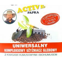 Ekodarpol 5 l Humus Active Papka uniwersalny Obornik w płynie biohumus eko