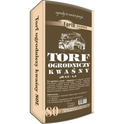 FORTE 80L TORF KWAŚNY