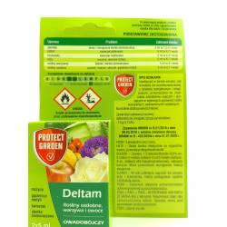 SBM 2x5ml Deltam 015EW Środek owadobójczy na warzywa kwiaty Dawny Decis
