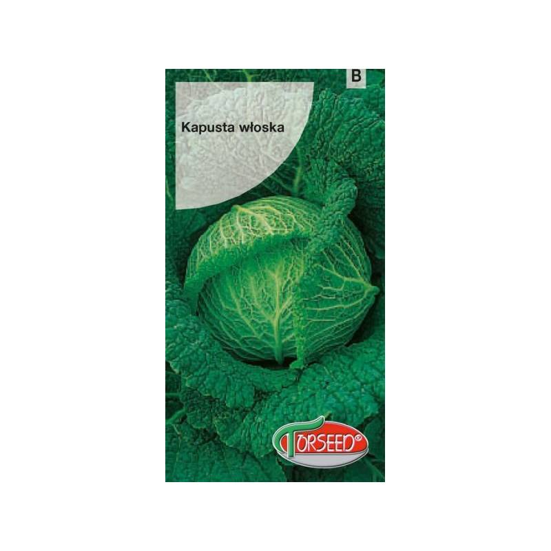 Torseed 2g Kapusta Włoska Aubervilliers Wczesna Nasiona
