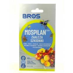 Bros 2,5g Mospilan 20 SP Środek owadobójczy na mszyce tarczniki biedronki azjatyckie