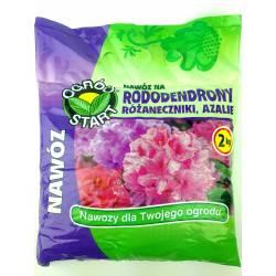 Ampol 2 kg Nawóz zakwaszający do rododendronów azalii różaneczników stymuluje kwitnienie