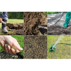 CNW 5 kg Trawa Uniwersalna Planti Trawniki przydomowe Place zabaw Wszystkie tereny