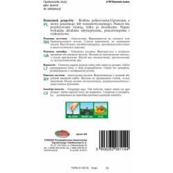 Torseed 0,5g Rumianek Pospolity Zioła Nasiona