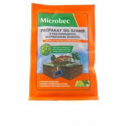 Microbec 25g Preparat bakterie do szamb przydomowych oczyszczalni ścieków