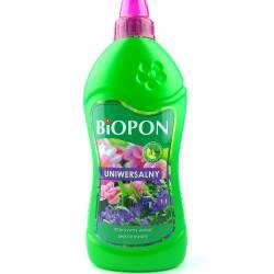 Biopon 1 l Nawóz uniwersalny intensywny wzrost piękne kwiaty soczysta zieleń