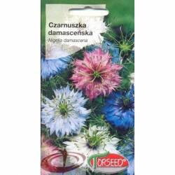Torseed 5g Czarnuszka damasceńska mieszane nasiona kwiatów