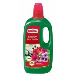 Substral 1l Nawóz płynny Burza Kwiatów Koncentrat + Humus Odżywia Wzmacnia system korzeniowy