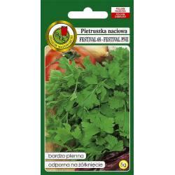PNOS 5g Pietruszka Liściowa Festival 68 Nasiona warzyw Wieloletnia Źródło witaminy C Do zup sosów