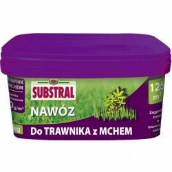 Substral 5 kg Nawóz do trawnika Zwalcza mech Szybkie działanie Zielona darń Żelazo