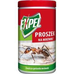 EXPEL 100g Proszek na mrówki 2w1 Podlewanie Sypanie Skuteczny Szybko działa