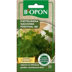 BIOPON 1g Pietruszka naciowa Festival 68 Nasiona warzyw Zupy Sosy Mrożenie Suszenie