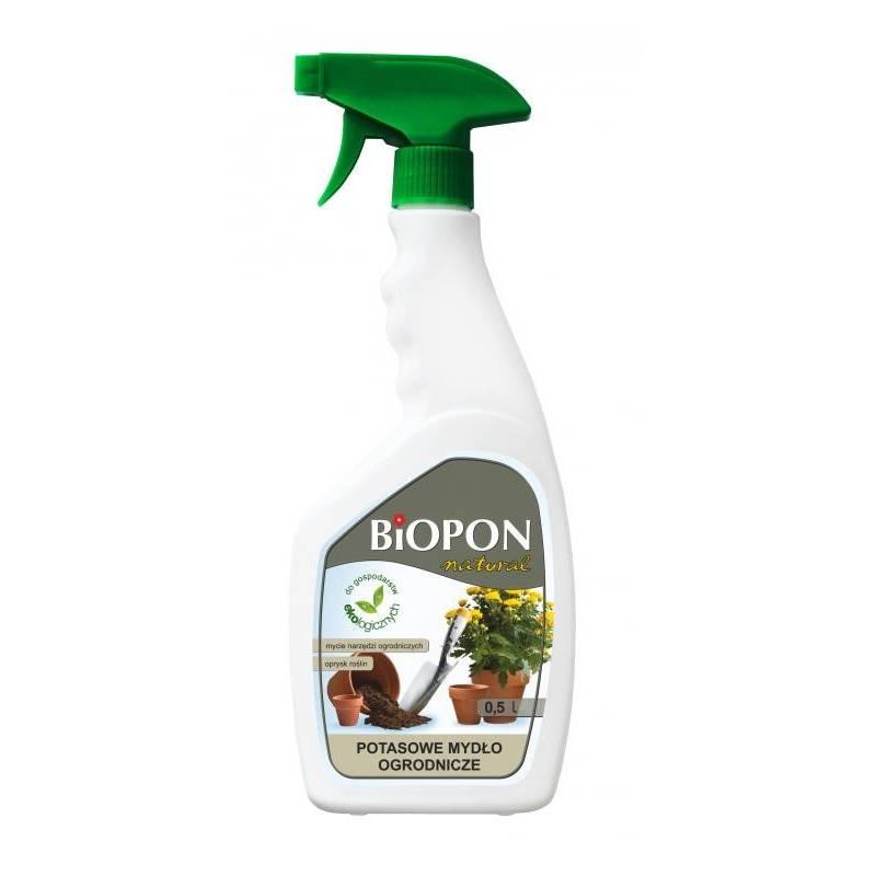 Biopon 500ml Potasowe mydło ogrodnicze doskonałe do upraw ekologicznych