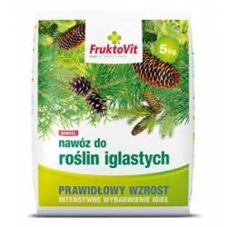 Fruktovit Plus 5 kg Nawóz do roślin iglastych