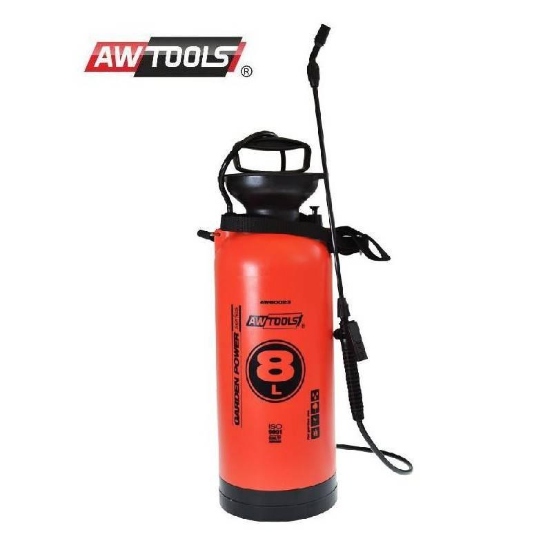 AWTools 8l GPS Power AW60023 Opryskiwacz ciśnieniowy ogrodowy z lancą