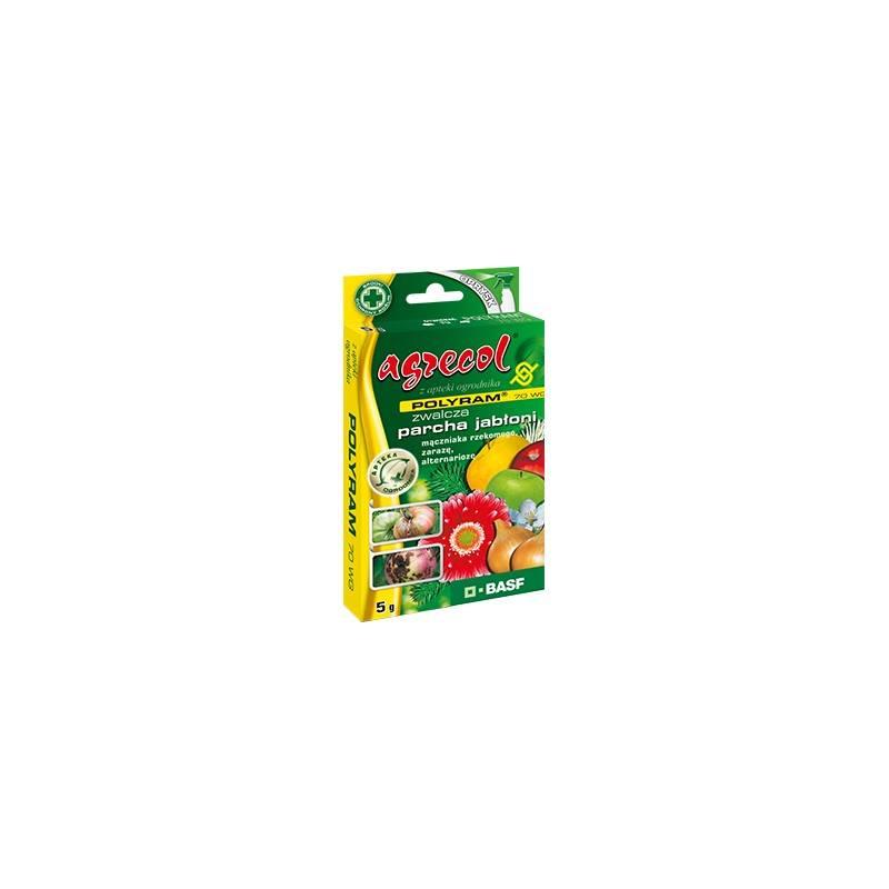 Polyram 70 WG 10g Środek grzybobójczy parch mączniak alternarioza Agrecol