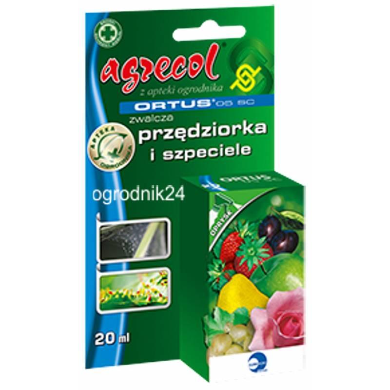 Ortus 05SC 20ml Środek owadobójczy Agrecol przędziorki szpeciele