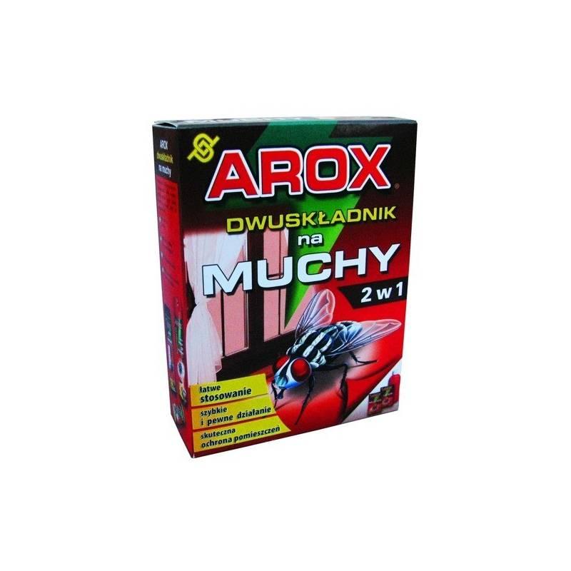 Arox 2w1 Dwuskładnik na muchy 2 w 1 szybkie i pewne działanie