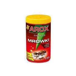 Arox 120g Mrówkotox do zwalczania mrówek skutecznie likwiduje gniazda