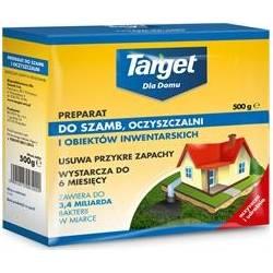 Target 500g Preparat do szamb, oczyszczalni i obiektów inwentarskich