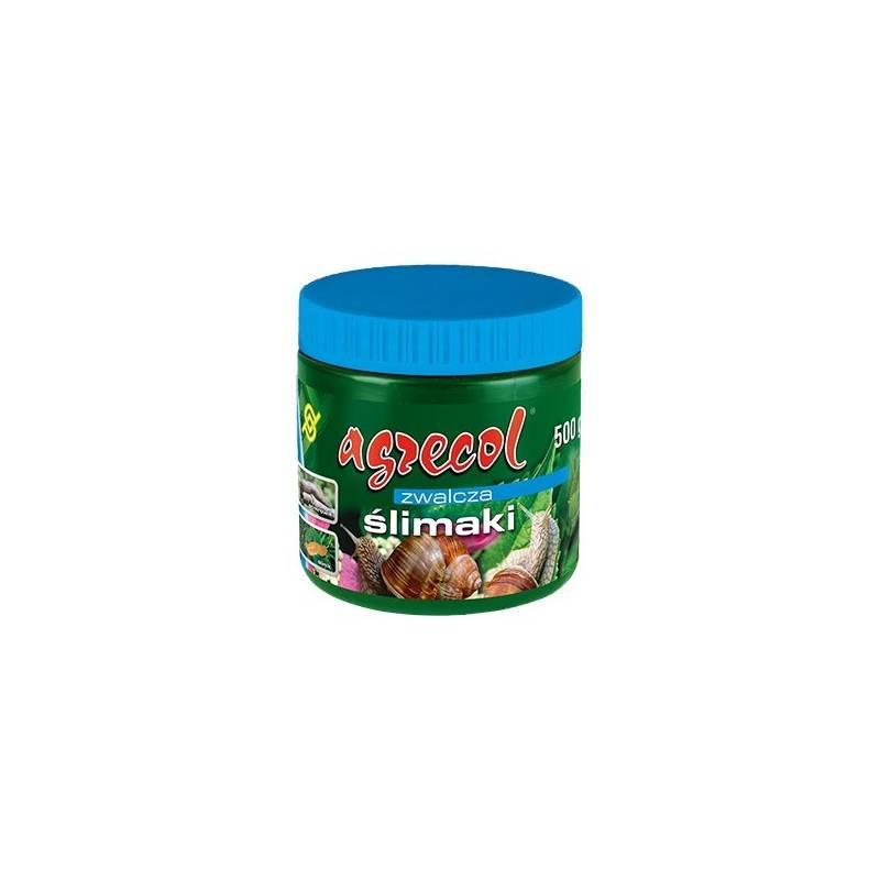 Agrecol 500g Ślimax GB Środek ślimakobójczy wabi i niszczy ślimaki