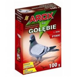 Arox 100g Preparat odstraszający gołębie i inne ptaki