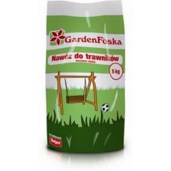 Target 5kg Gardenfoska Nawóz do trawnika soczysta zieleń